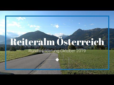 Reiteralm Österreich Oktober 2019