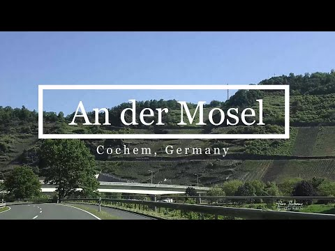 Mosel Cochem Reichsburg
