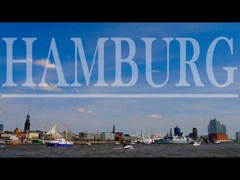 Hamburg Sehenswürdigkeiten (in 5 Stunden!) [4K]