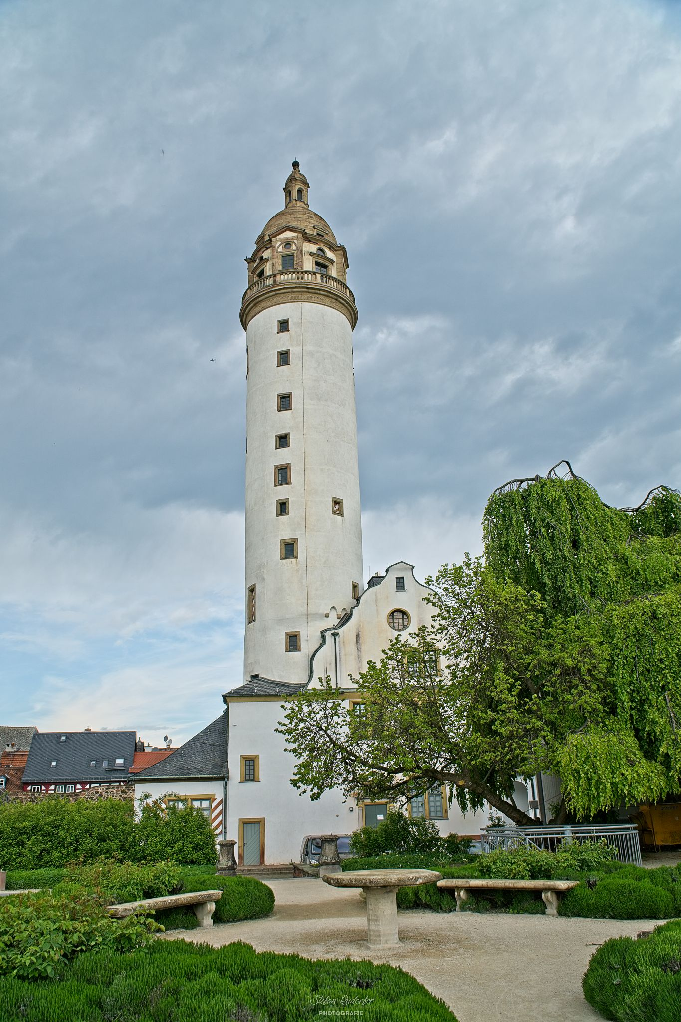 Turm am Schloss