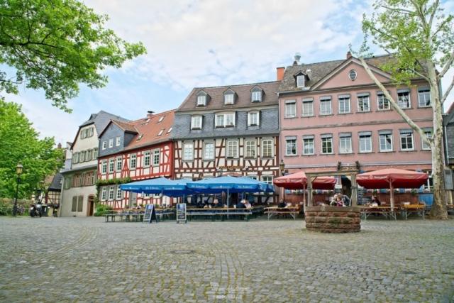 Marktplatz in Höchst