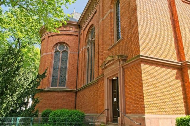 Kirche in Höchst