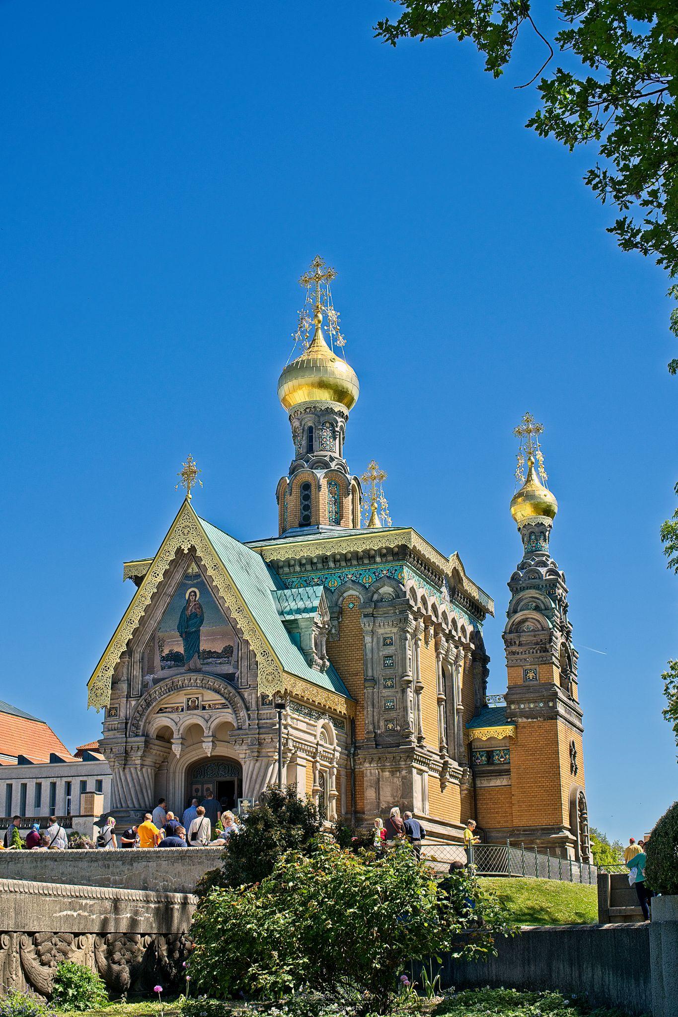 Russich-orthodoxe-Kirche