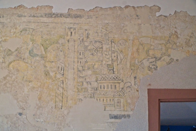 älteste Wandmalereien