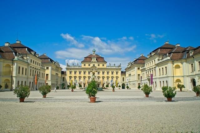 Barockschloß Ludwigsburg