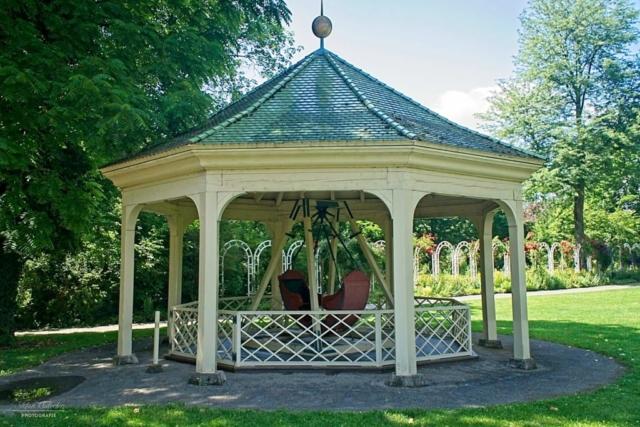 Pavillion im Schloßgarten