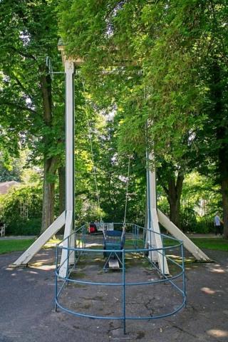 Kinderspielplatz im Schloßgarten