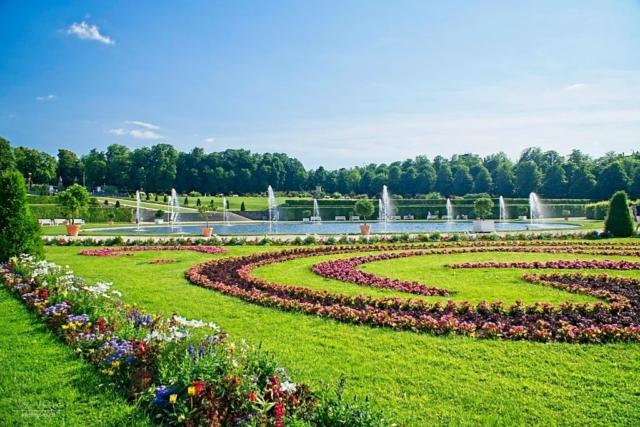 Hinterer Schloßpark