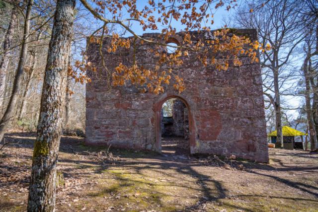 Centgrafenkapelle über Bürgstadt